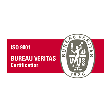 Logo ISO 9001 certifications CMS High-Tech